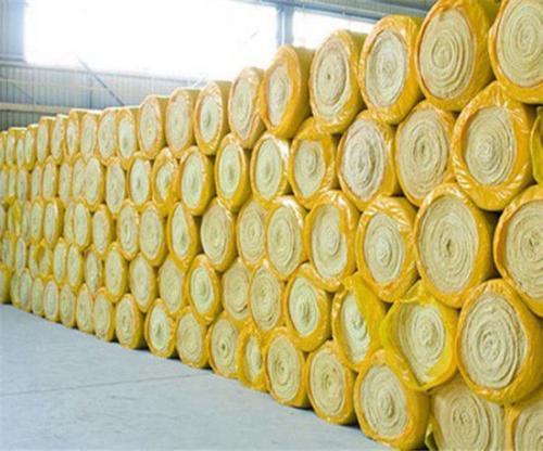 延边19Kg钢结构玻璃棉卷毡(加工厂)