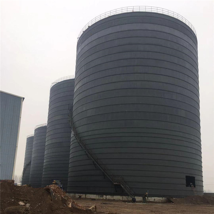 商丘市大型钢板骨料仓国华建设