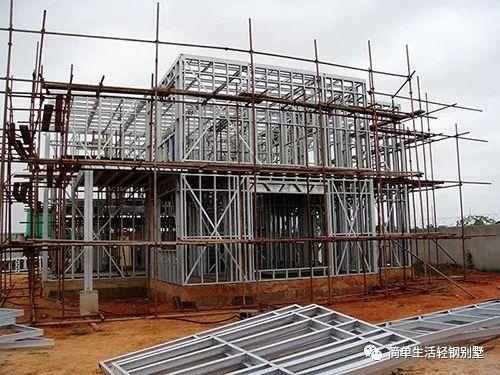 涿州有生产轻钢别墅的厂家吗厂商