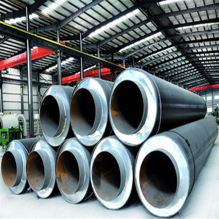 建始蒸汽保温钢套钢管厂家钢套钢行家沧州瑞盛管道