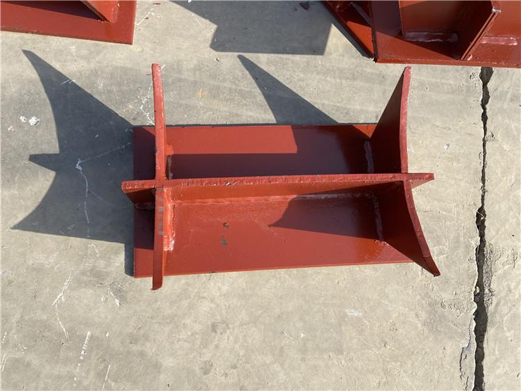 西J3-7T型管托安装顺序