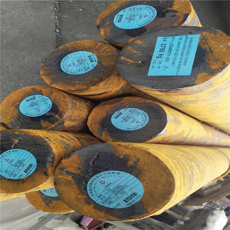 GCr15SiMn圆钢批发价格