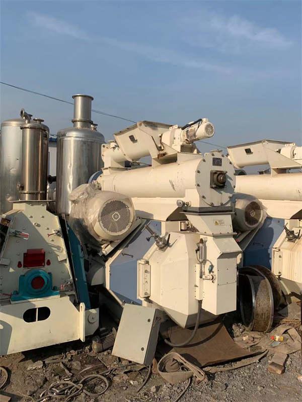 『图』甘肃省白银市回收二手离心机厂家