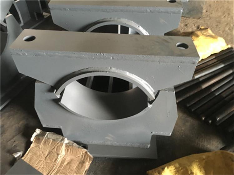 辽阳文圣Z2.159焊接固定支座形状