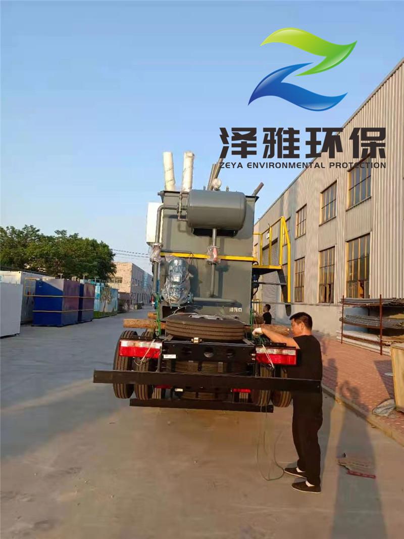 廣東省韶關市醫院污水處理設備型號齊全食品廢水