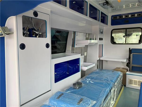 周口海狮救护车哪里生产