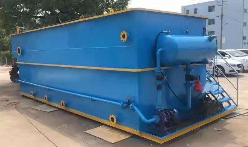 武汉市硚口区地埋式小型污水处理设备厂家供应占地面面积小