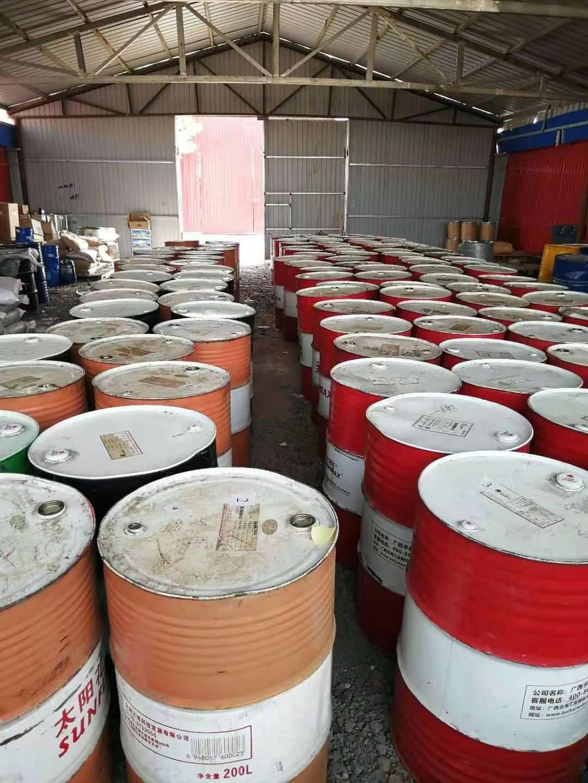 东莞回收库存聚乙烯蜡