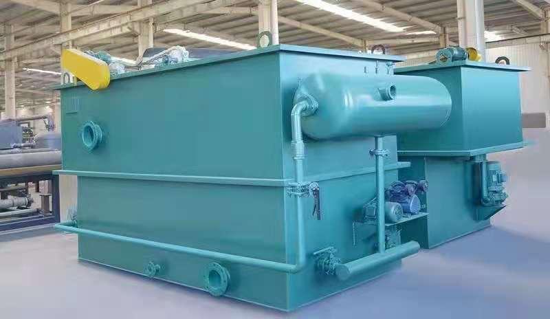 武汉市青山区小型生活污水一体化处理设备大概需要多少钱处理成本低