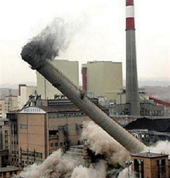 肇东人工拆除烟囱有哪些注意事项?如何做好防护措施?