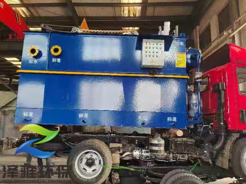 云南省玉溪市地埋式污水处理设备商品价格食品废水