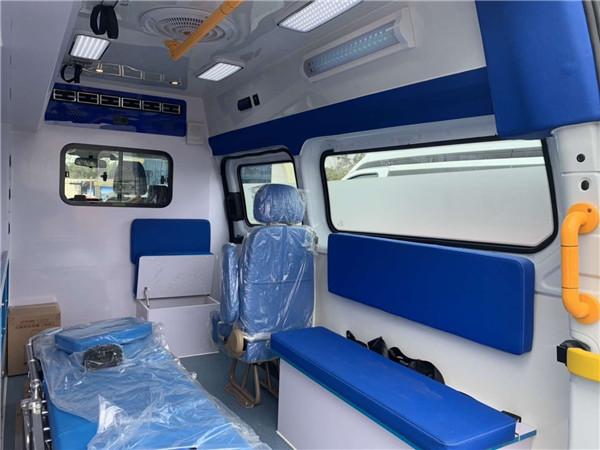 珠海新世代救护车厂家
