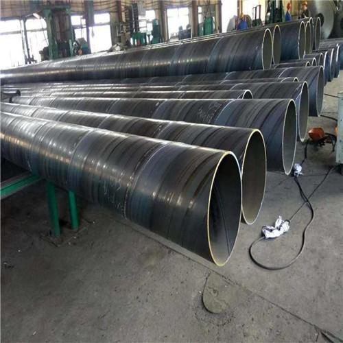 排水用DN200Q235B防腐钢管价格含税