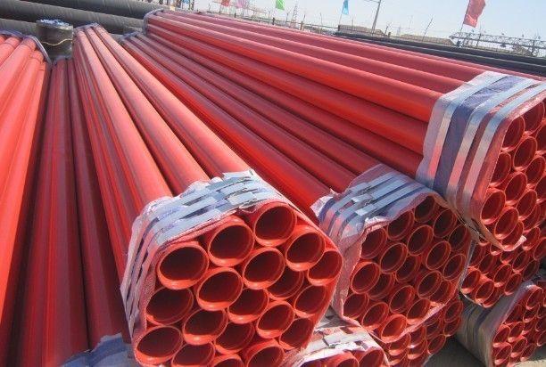 滨州市供水用涂塑复合钢管生产标准