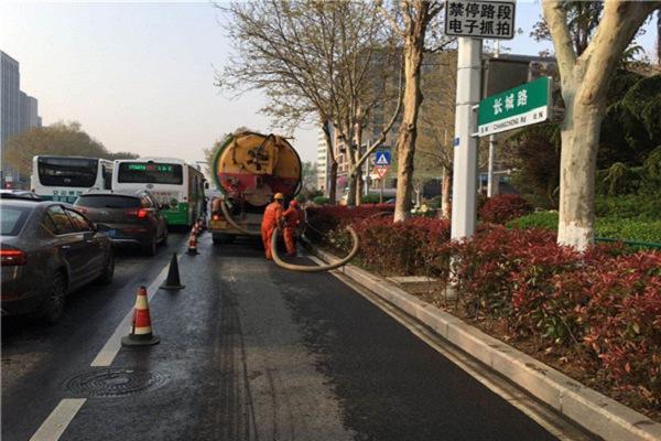 淄博博山大型管道清淤联系电话