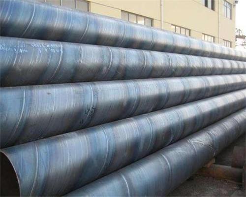 给水、排水用直径529焊接钢管价格行情