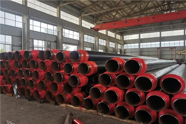双鸭山四方台预制直埋发泡聚氨酯保温管厂商出售