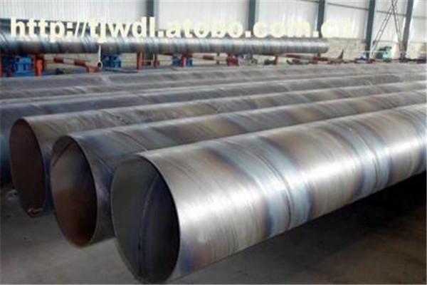 外径219*9打桩用螺旋钢管厂家自产自销钢城区(管道)