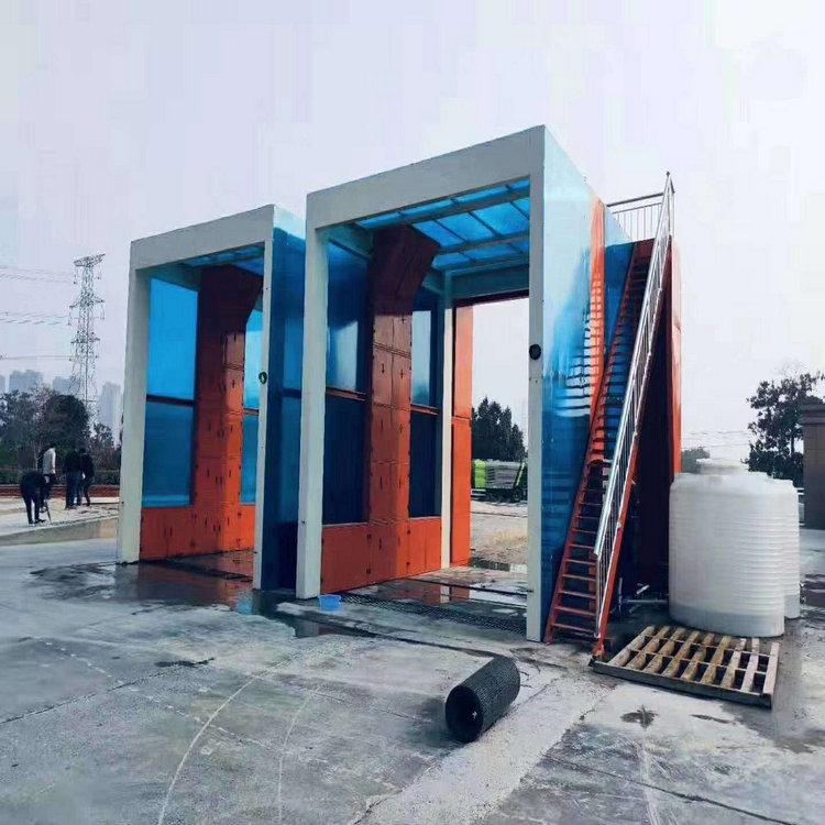 唐河龙门式洗车台&供应工地冲洗台规格