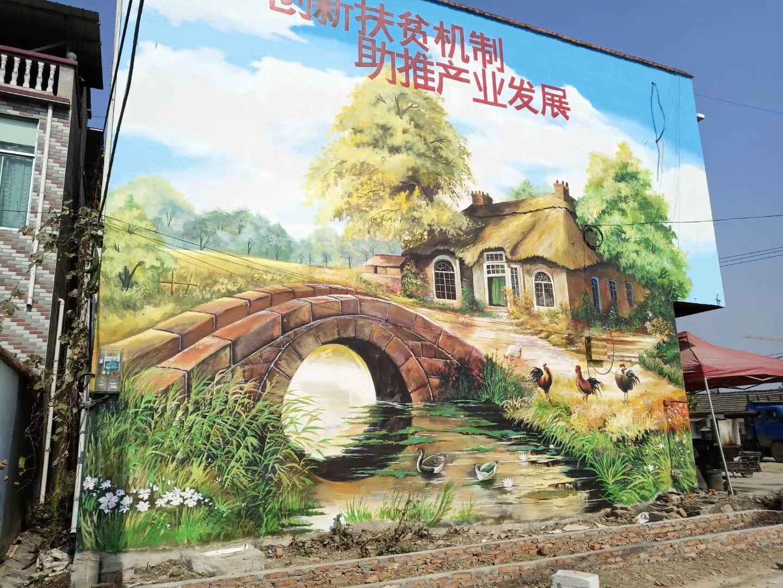 邵阳文化园壁画装饰报价