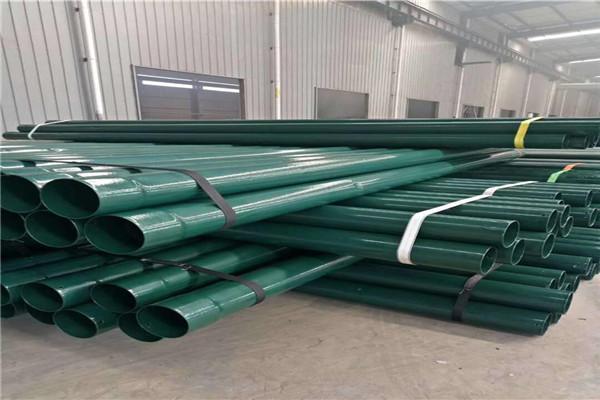 沈阳康DN150热浸塑穿线管厂家