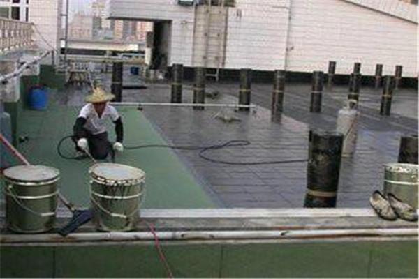 无锡市防水公司一锡山区防水查漏如何避免漏水