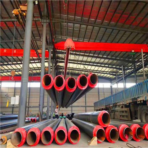 现货价格国标DN300钢套钢保温钢管