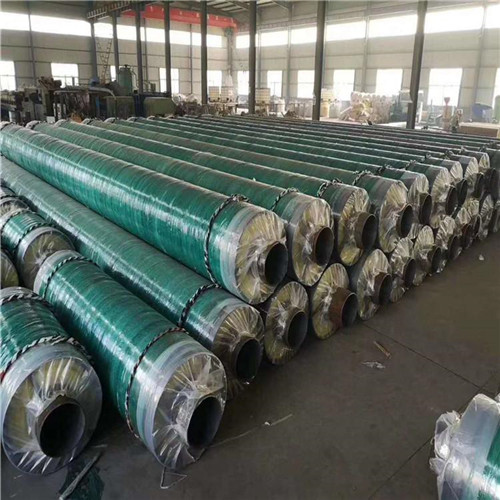 诚信实体厂家630钢套钢保温钢管
