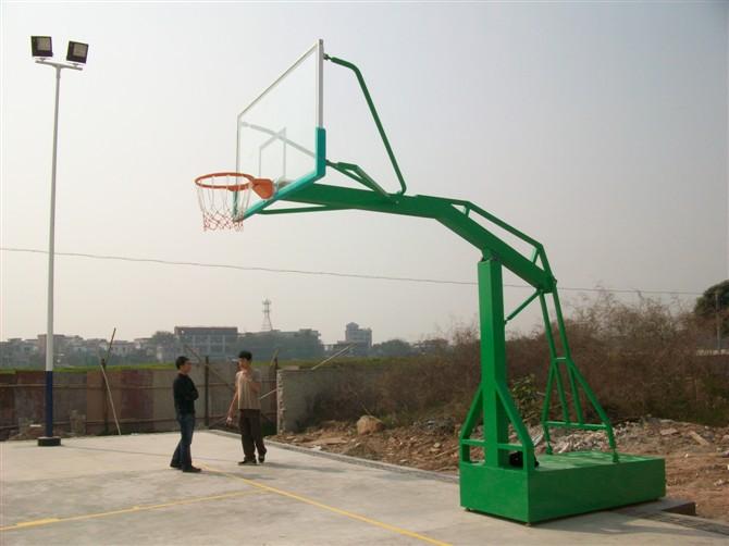 珠海市移动单臂篮球架【推荐】
