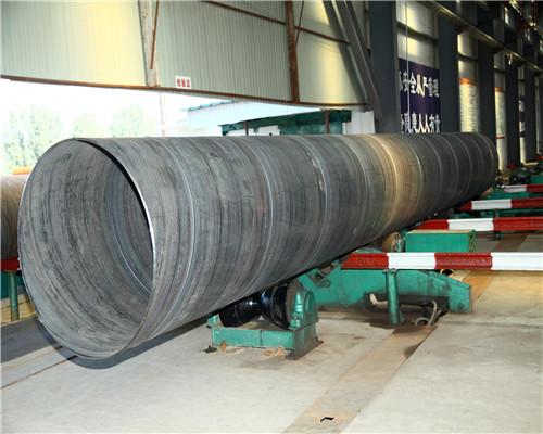 环保在线D530*7mm螺纹钢管工艺价格