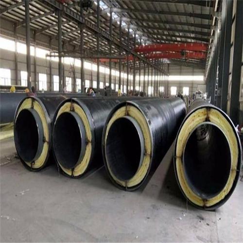现货价格DN500保温钢管