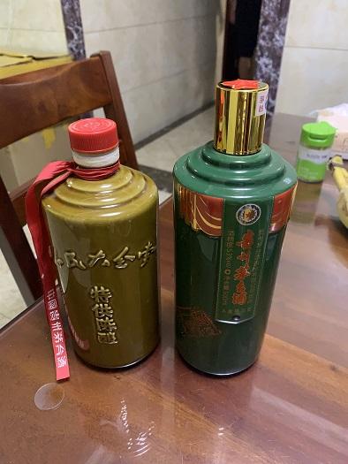广东河源茅台酒瓶回收正规品台高价回收
