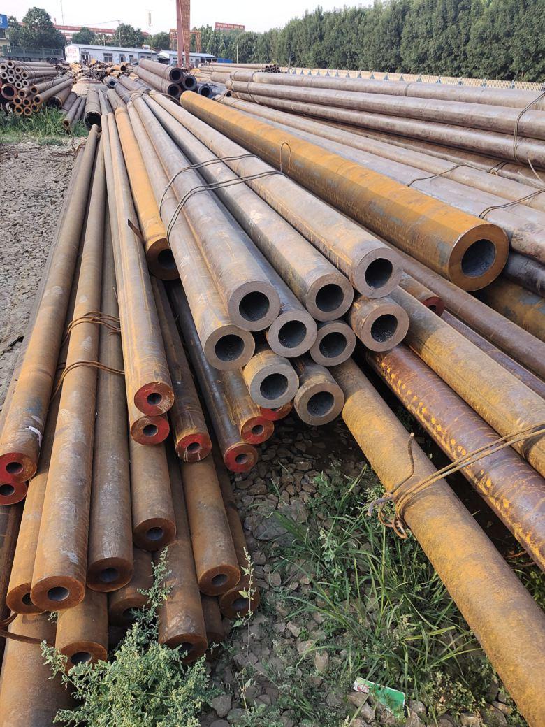 『案例』太原Q345E无缝钢管生产厂家