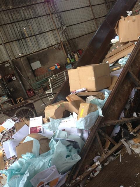 广州荔湾区资料数据粉碎销毁公司