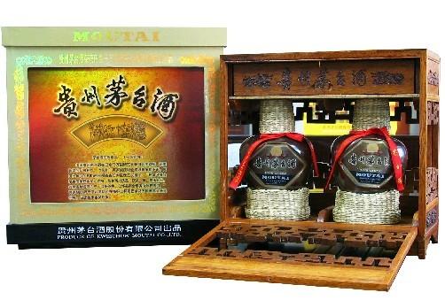 【老酒馆】黑龙江回收新木珍品茅台酒上门求购
