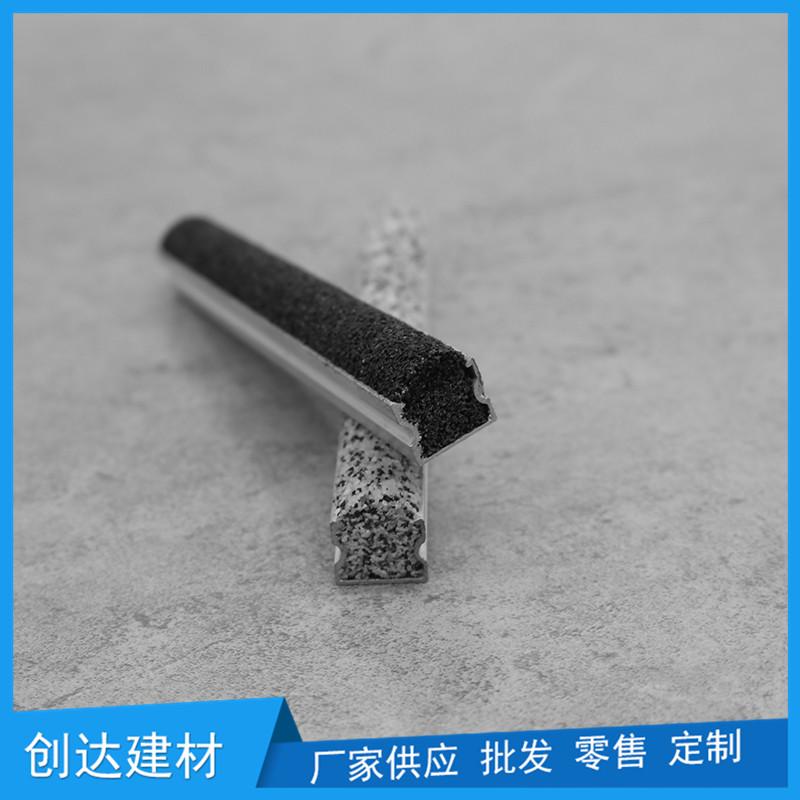晋城市楼梯踏步金属防滑条嵌入式定制长度