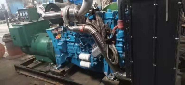 [今日头条]枣庄市中区发电机租赁