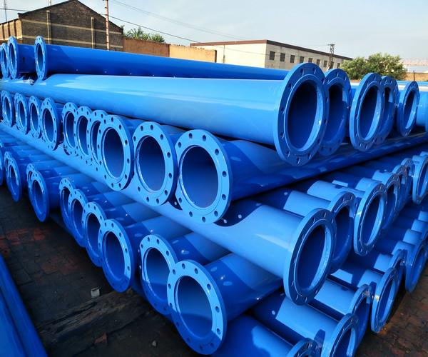 通渭县环氧树脂涂塑螺旋管制造厂家