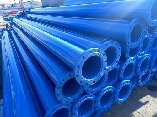 (厂家直销)埋地供水用内外涂塑防腐管道多少钱一吨江西省抚州市