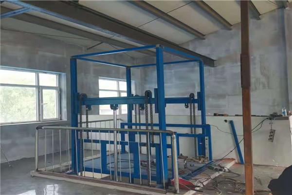 锡山2层3层货梯 -载货电梯【安装】-欢迎访问