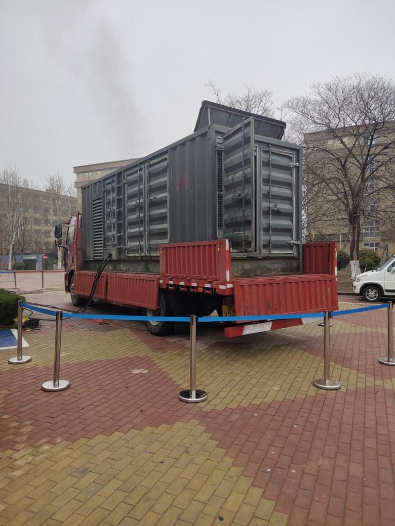 [今日头条]新荣发电机出租