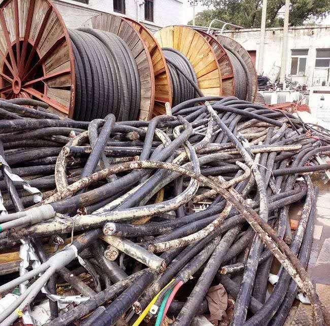 肇庆鼎湖区长期回收旧电缆公司名录