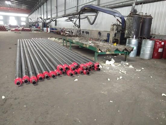 辽源市:走蒸汽用DN25直埋保温管厂家及报价-管道