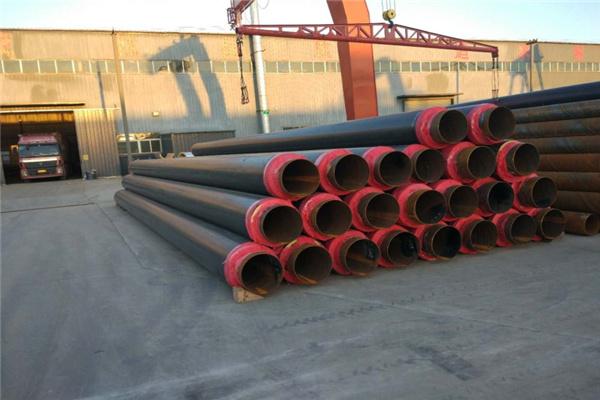 219x5钢套钢蒸汽保温管永清县厂家单价