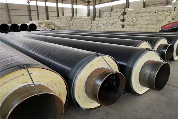 预埋钢套钢无缝保温管张家港市厂家质量