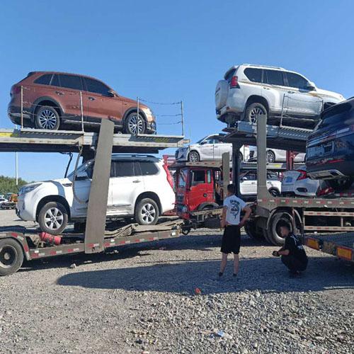 拖车从喀什到哈尔滨汽车托运托运时间全境往返