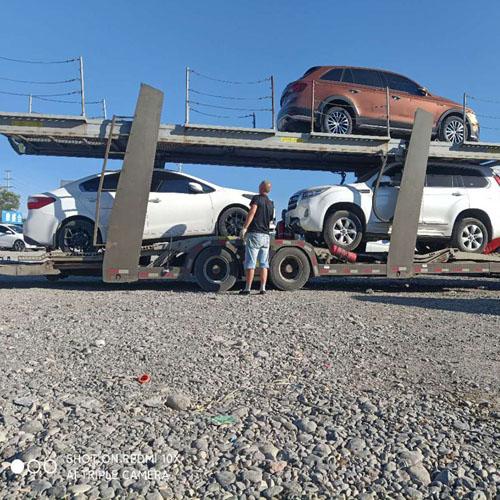 嘉峪关到福州拖运小汽车需要多少钱/时间呢