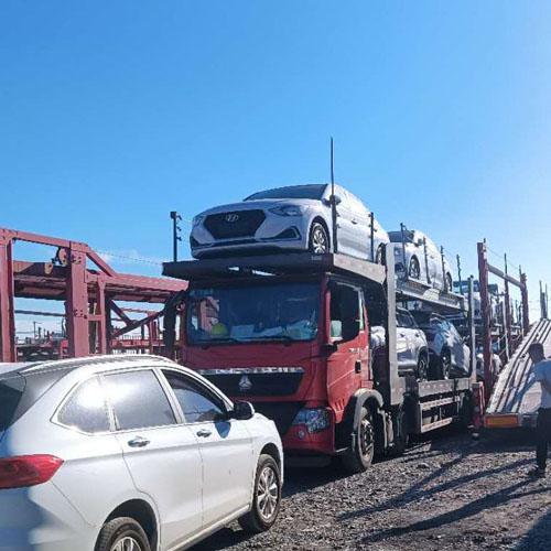 阿克苏地区到运城轿车托运注重客户服务体验