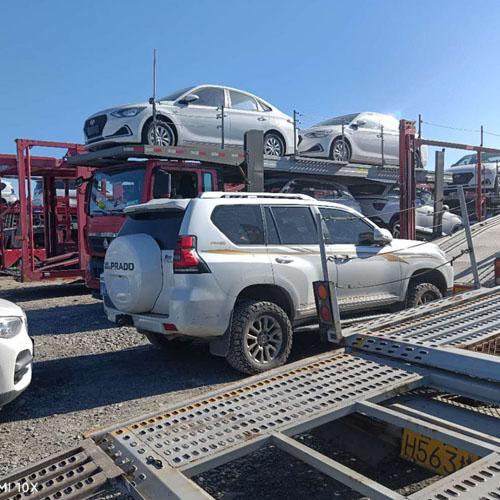 巴楚县到西安轿车托运品牌连锁