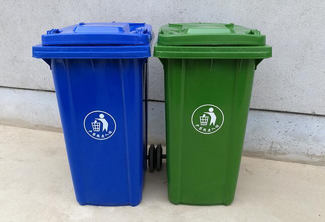 贵阳南明小区物业垃圾桶价格